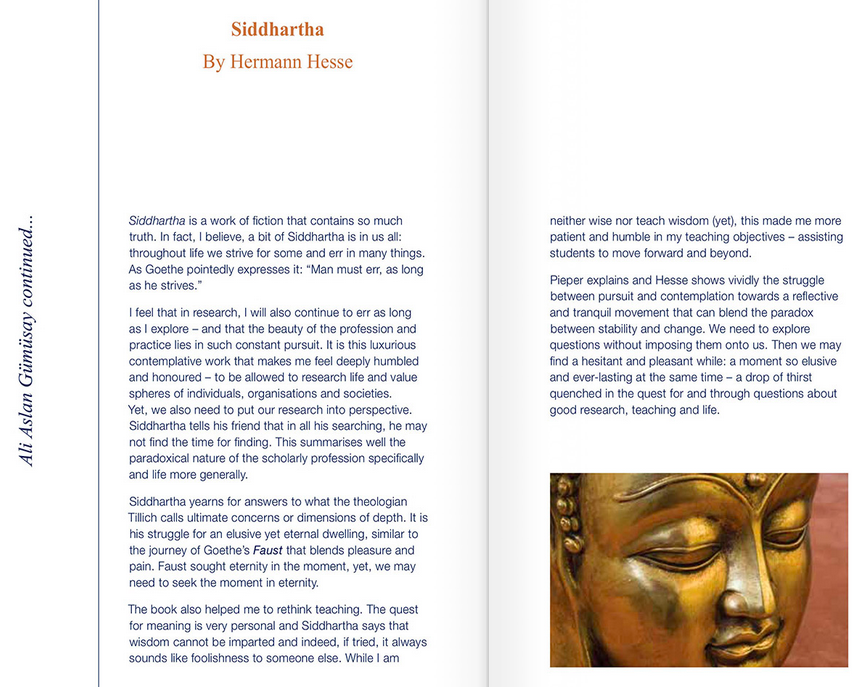 the quest of siddhartha